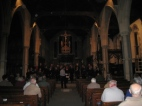 Koncert i St Marys Monmouth